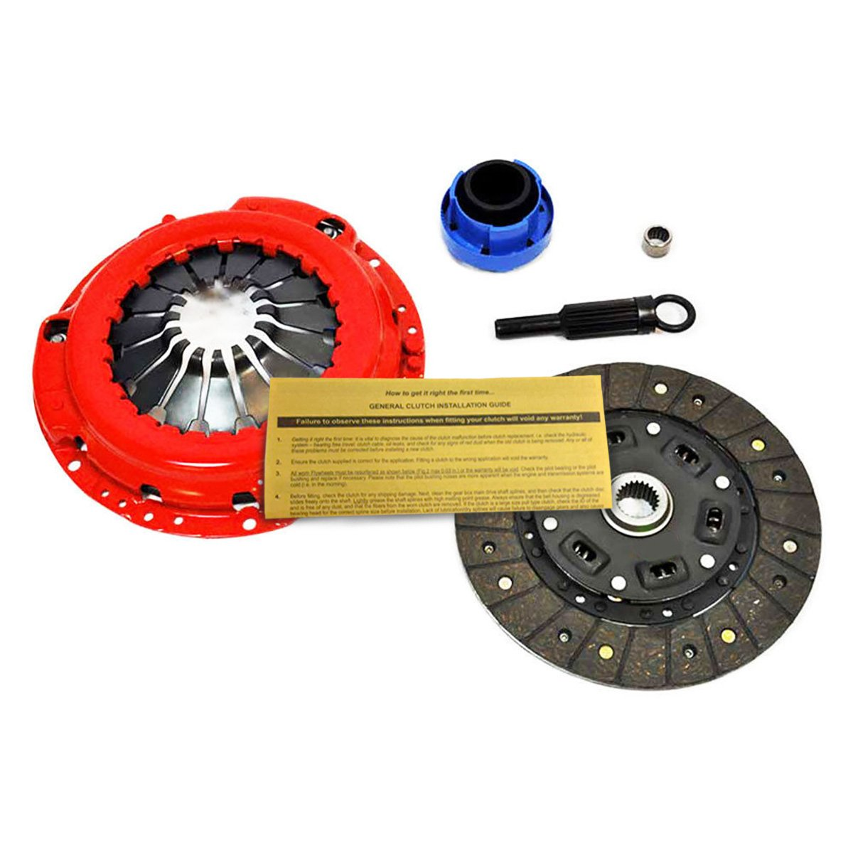 EFT RACING STAGE 1 CLUTCH KIT FOR 1995-2011 FORD RANGER PICKUP 2.3L 2.5L 3.0L