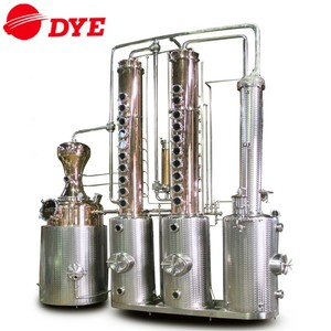 commercial vodka/whisky distillation distillery equipment for sale