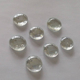 China Manufacturer Crystal Flat Glass Beads