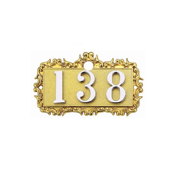باب زجاجي أرقام علامة رقم الباب الزخرفية لوحات معدنية Buy أطباق معدنية مزخرفة علامة رقم باب لوحات معدنية صغيرة Product On Alibaba Com