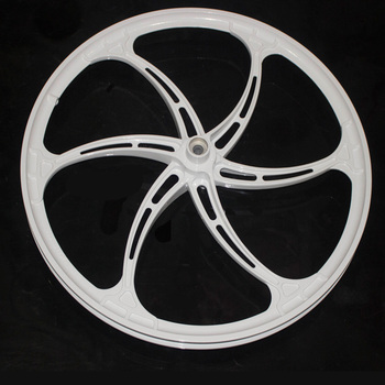 China factory 26 inch 6 spoke  mountain bicycle wheels for electric bike