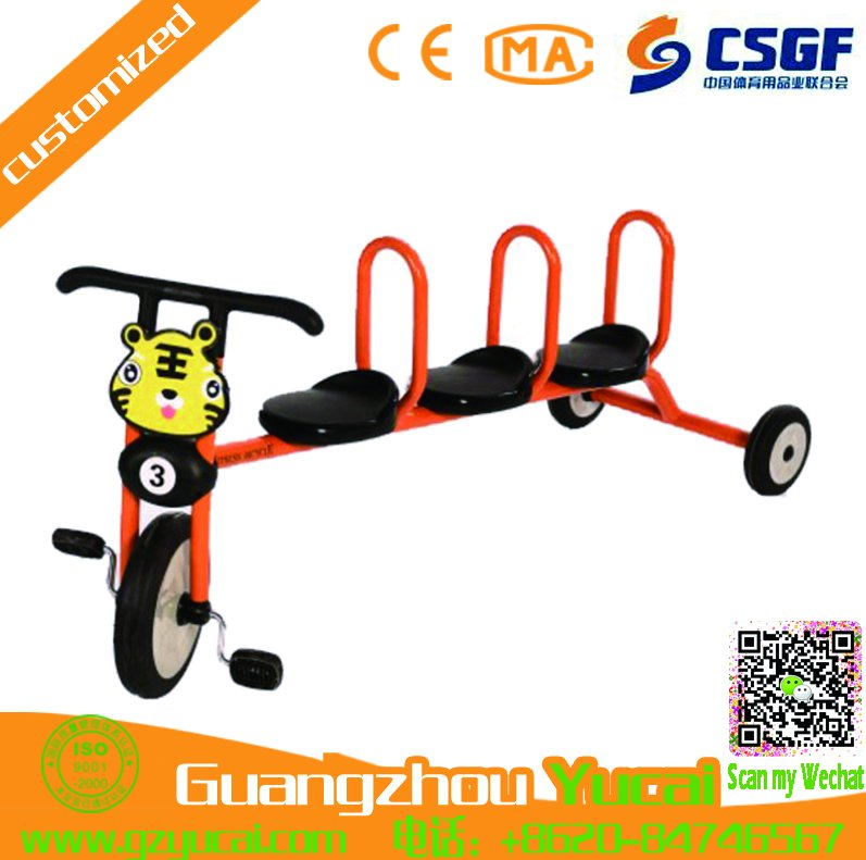 new design used kids sports bike 3 seats tricycle cars kids for sale