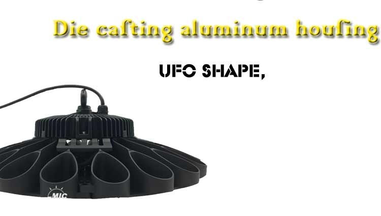 ufo 60w 70w 80w led high bay light