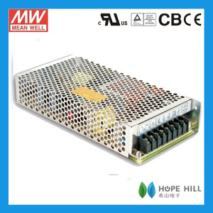 Original Meanwell RT-125B Triple power supply,triple output switching LED driver