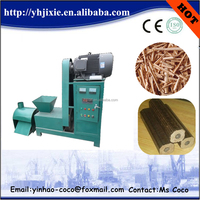Hot sale Automatic briquette machine wood sawdust charcoal/briquette drying machine coconut fiber briquette