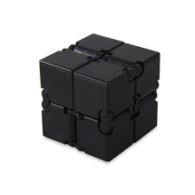Fidget Cube With Infinity Cube Pressure Reduction Toy Infinity Turn Spin Cube for ADD\ADHD\Anxiety and Autism Adult and Children