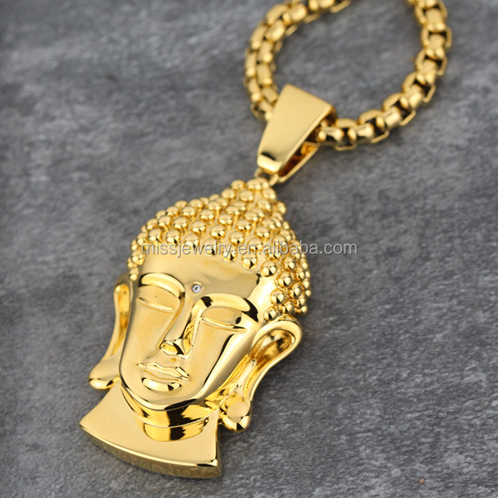 New pvd 18k gold buddha pendant designs men wholesale buy buddha new pvd 18k gold buddha pendant designs men wholesale buy buddha pendantgold buddha pendantgold pendant designs men product on alibaba mozeypictures Images