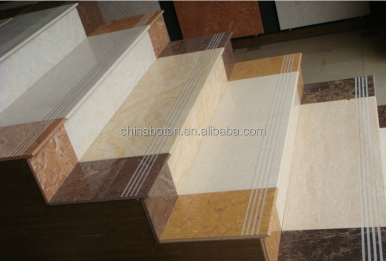Scale di marmo piastrelle per all aperto pavimentazione interna