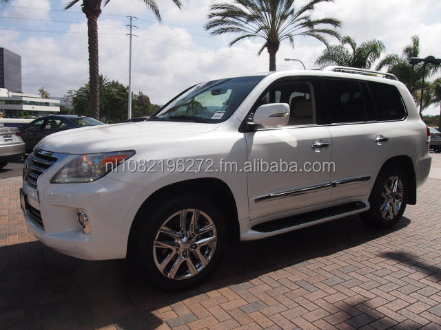 Car Make LEXUS LX570 Sport
