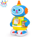Kids Toy Space Robot Bump and Go Action Music Lights and Tons Fun Early Learning Walking
