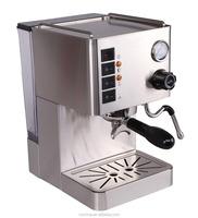 High Quality Single Espresso Coffee Machine with Barometer