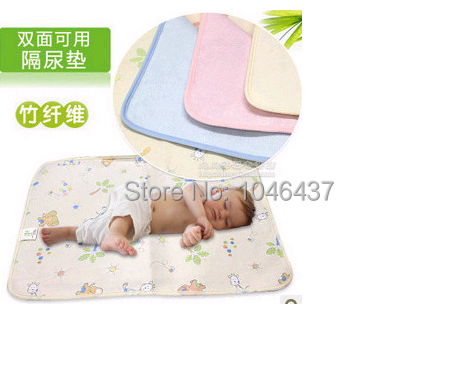 Baby Changing Pads Covers 100 Cotton bamboo and TPU Waterproof Nappy Diaper Ultra Large Waterproof Urine