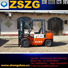 3ton small Hydraulic Diesel forklift brand new 3ton low price high quality mini 3t forklift with CE for sale