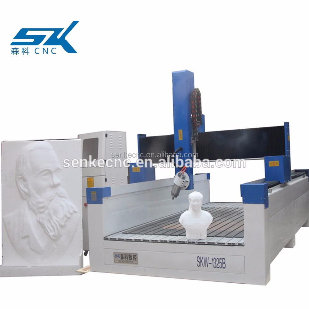 foam cutting cnc wood statue engraving machine cnc 3d molding machine