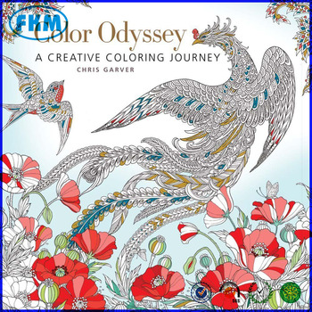 Personalized Creative Coloring Journey Adult Coloring Books - Buy  Personalized Adult Coloring Books,Coloring Journey Book,Bulk Coloring Books  Product ...
