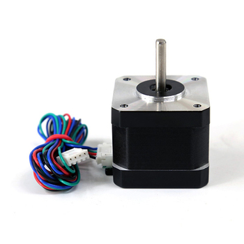 Stupendous Anet 3D Printer Accessories Nema17 Stepper Motor 12V Dc Electrical Wiring Cloud Tobiqorsaluggs Outletorg