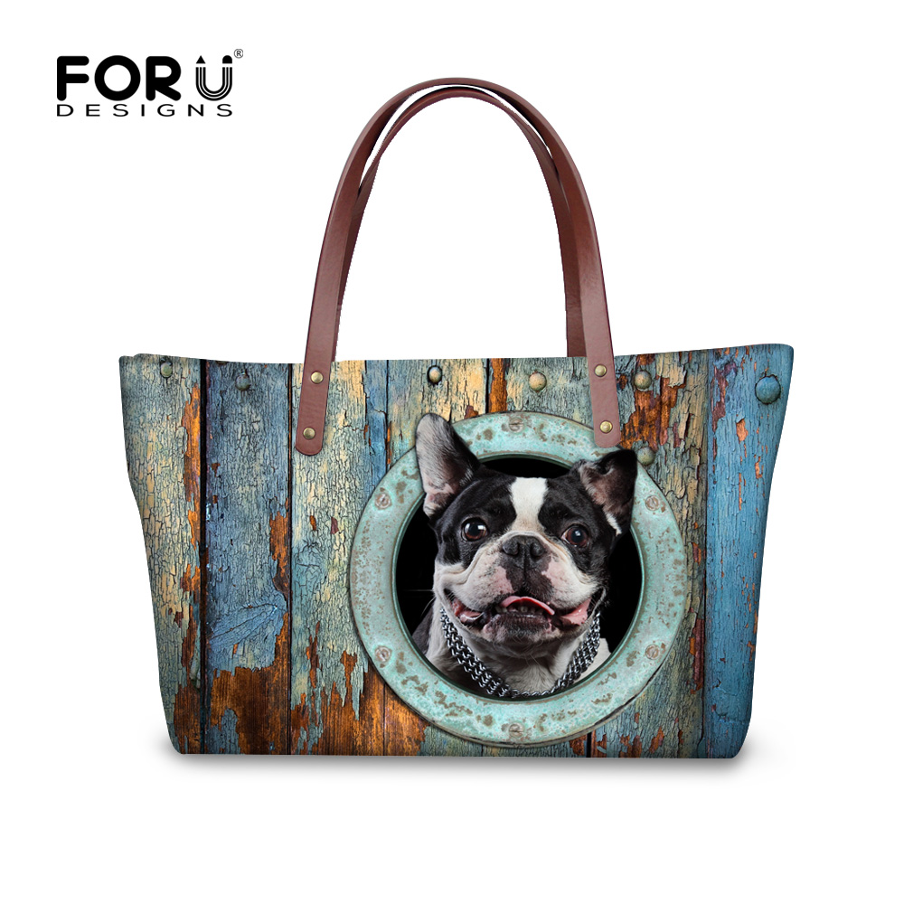 4b68a69e92f 2016 Fashion Women Handbag High Quality Shoulder Bags Funny Dog Cat  Designer Messenger Top Handle Bags Bolsas Large Travel Bags | Aliexpress  Travel