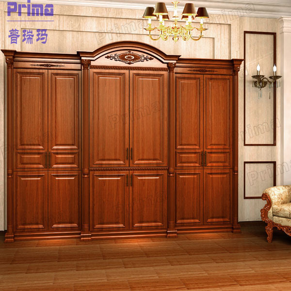 Timber veneer bedroom wall wardrobe design buy bedroom for Bedroom wooden wardrobe designs india