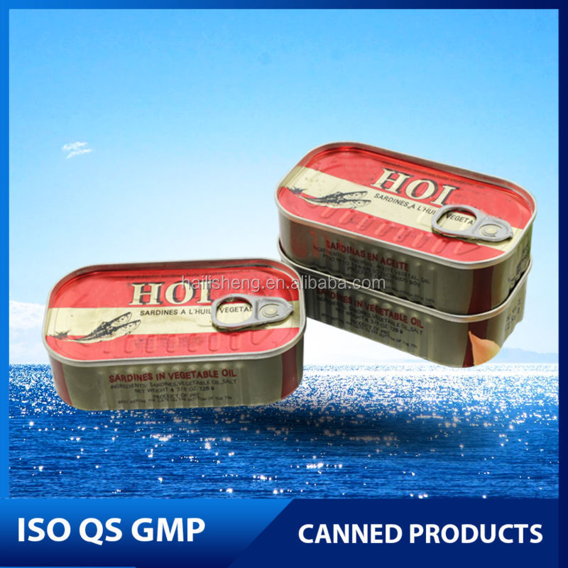 125g canned sardine in chili oil spicy canned sardine