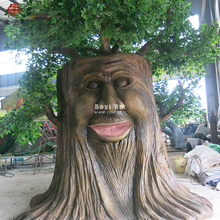 Magical Animatronic Talking Tree Christmas Decoration