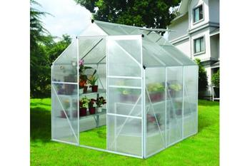 Home Garden Building Aluminum Used Greenhouse Sale One Stop Gardens Greenhouse Parts Plastic