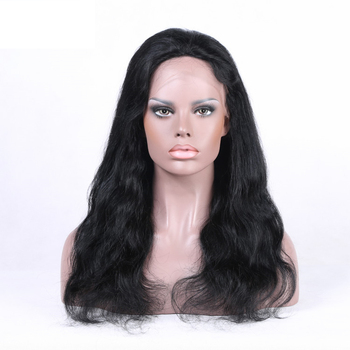 low price natural wave human hair full head weaves companies