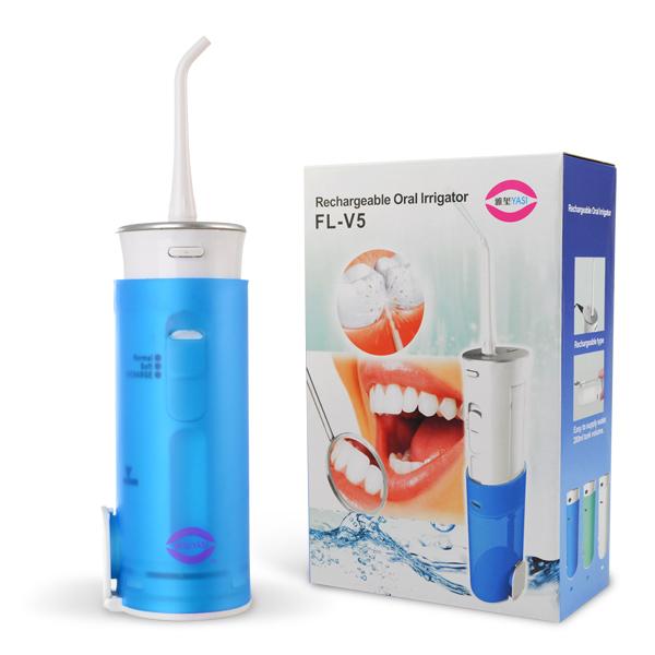 Goed ontwerp Draagbare pulse tandheelkundige monddouche voor tand