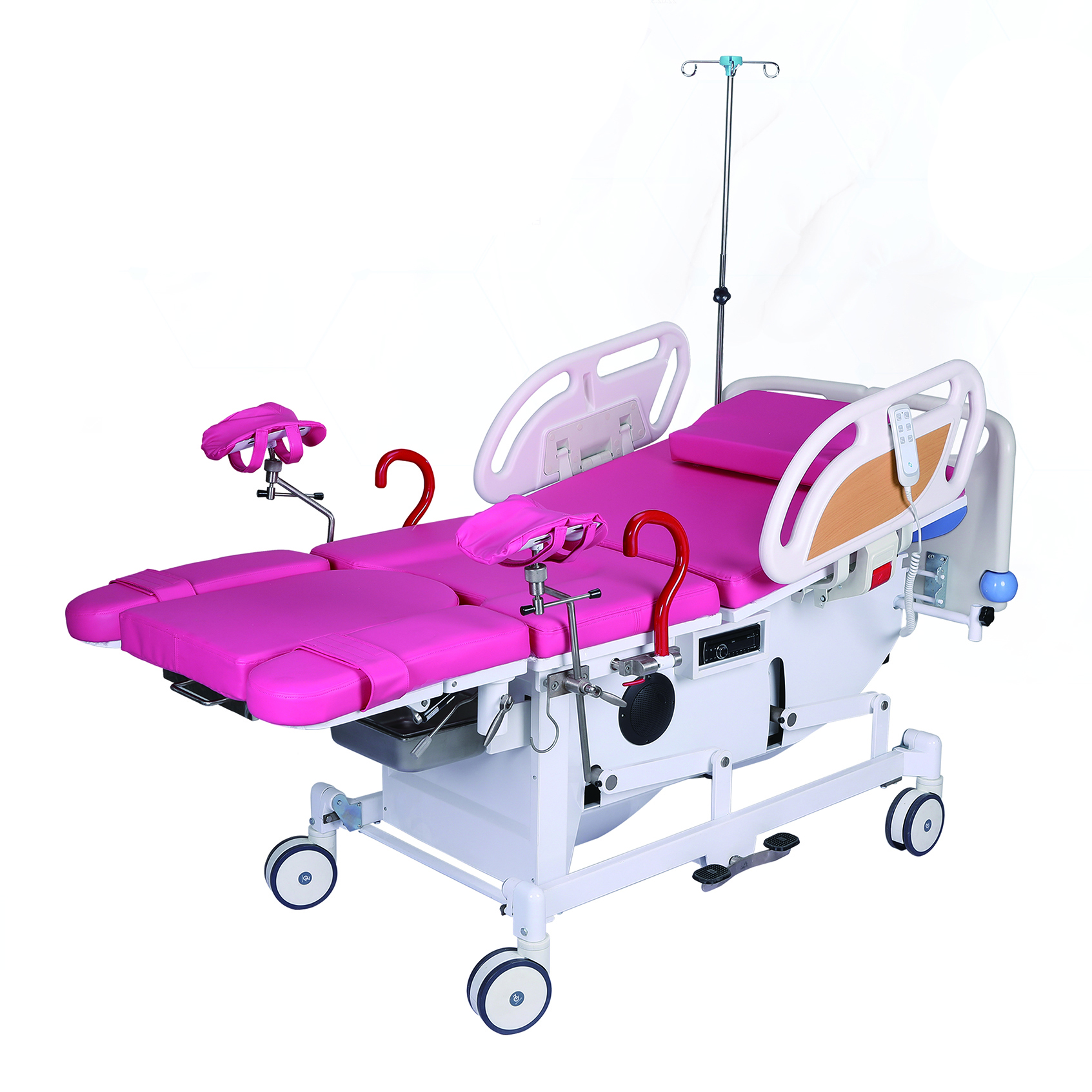 Modern Electric Delivery Bed Gynecology Hospital Bed For Pregnant Women  Giving Birth - Buy Electric Delivery Bed,Gynecology Hospital Bed,Gynecology