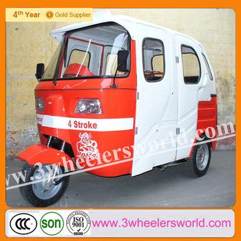 China Closed Door Bajaj Passenger Bajaj 3 Wheeler Bajaj