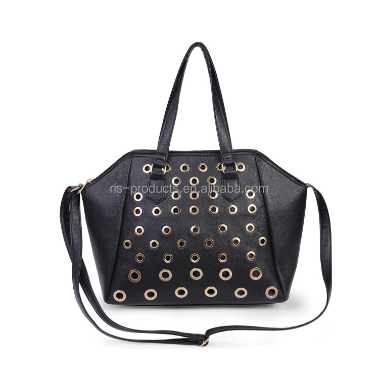 Fashion design hot sell pu handbag for new season