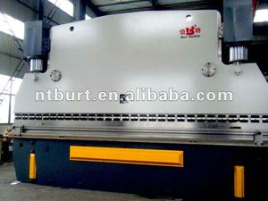 CNC Hydraulic Press Brake/metal plate bending machine