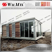 CH-WH061 best mobile container house plan design in china