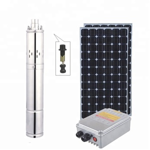 JINTAI low price solar powered water pump for home farm agriculture irrigation