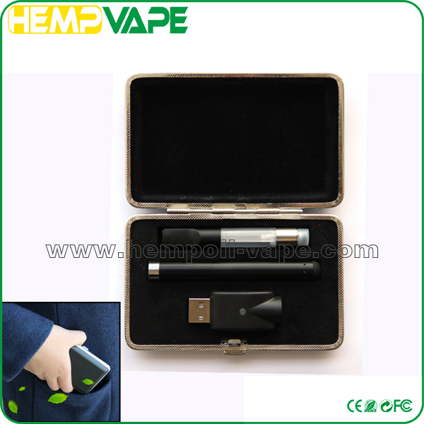 2017 Hemp Vape 510 Atomizer Wick Less Glass Atomizer Bbtank No ...