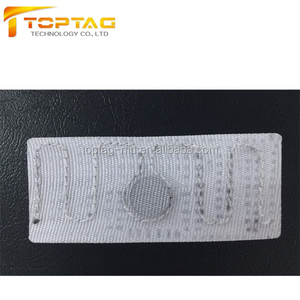 Washable Nylon UHF RFID Laundry Tag for Linen Management