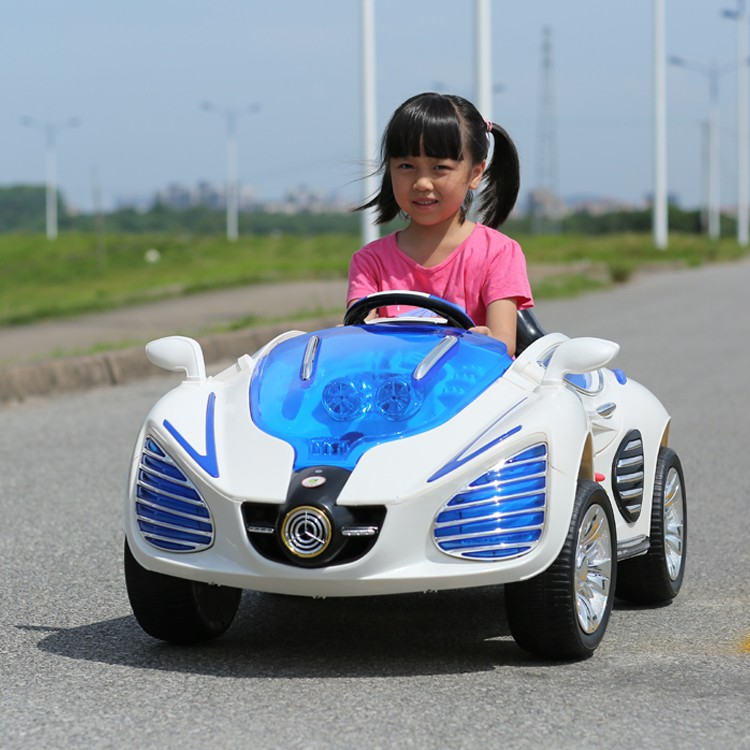 12V Electric Remote Control Music Ride On Car Baby Toy Children