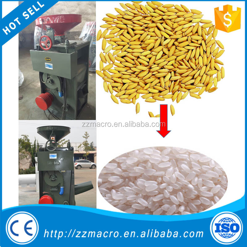Automatic SB series 10 tons per day rice milling machine
