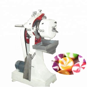Small hard candy sugar forming machine hard candy making machine price