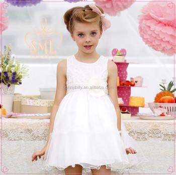 Terbaru Desain Gaun Pengantin Putih Untuk Anak Perempuan Berusia 7