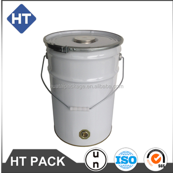 20 liter metal drums with bung for packing solvent and paint, UN approved, exported to more than 65 countries