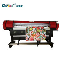 Garros Digital Fabric Textile Polyester Printing Machine Sublimation Ink Printer