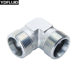 hydraulic Compression Union Reducing Elbow Tube Fittings