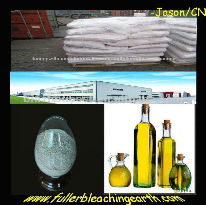 Granular Activated Fuller Earth For Soya Bean Oil