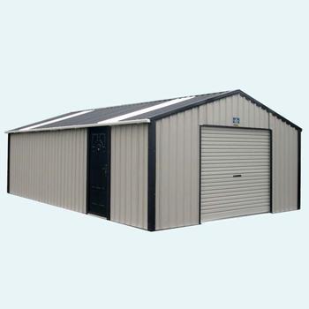 Moto Carport En Metal Hangar En Metal Metal Prefabrique Garage Avec Porte Roulante Buy Abri De Voiture Pour Moto Garage Prefabrique Moderne Abris De