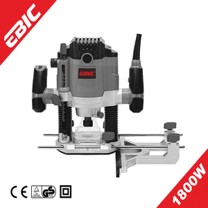EBIC power tool 1800w electric wood router machine price
