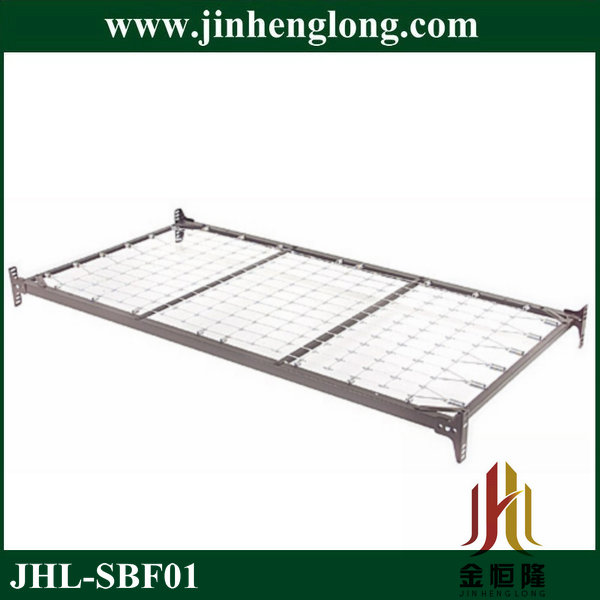 Spring Angle Iron Bed Frame