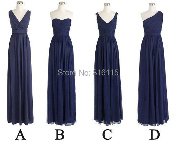 Compra Beige Vestidos De Dama De Honor Online Al Por Mayor: Compra Azul Marino Vestidos De Dama De Honor Online Al Por