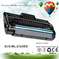 Top selling New Black Toner Cartridge ML-1710D3 compatible for Samsung ML-1510 1710 1740 1750