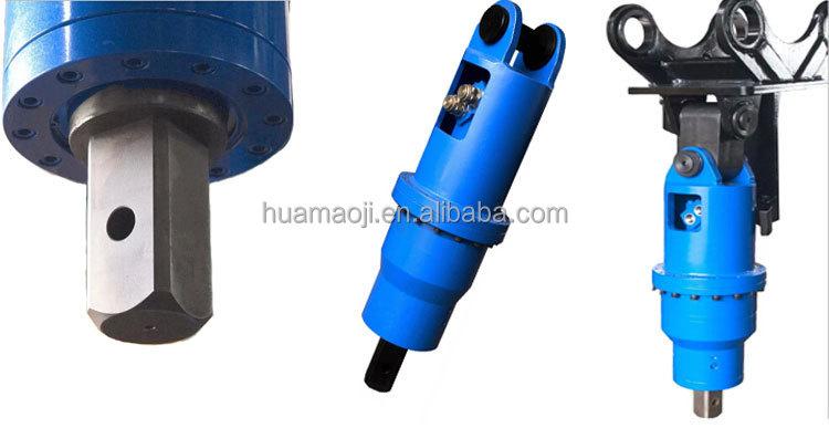 Hydraulic Auger Motor Earth Drilling Machine Hydraulic