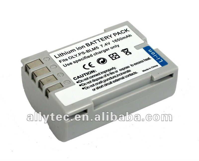 li-ion battery for PS-BLM5